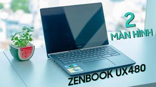 Trên tay Zenbook Pro UX480 đầu tiên tại Việt Nam: 2 màn hình CỰC ĐỘC!