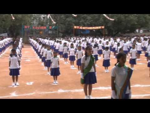 St Francis Xavier Girls High School Sports Day Full part 1
