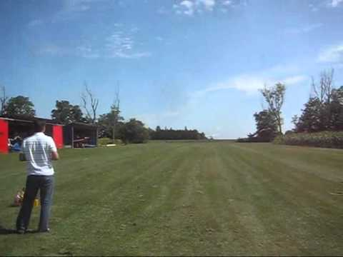 RC flying at daves- Cut finger on prop fixed  with Crazy Glue