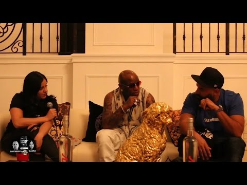 Birdman Addresses Rick Ross & Trick Daddy With Ebro In The Morning