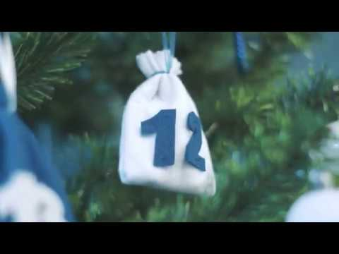 Školáci věnovali Baníku vánoční stromeček