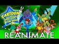 Youtube Thumbnail Cartoon All-Stars Reanimate