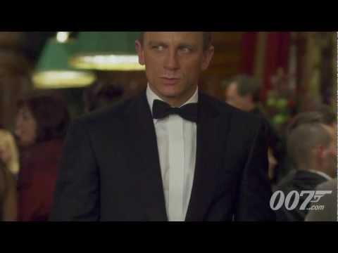 DESIGNING BOND'S LOOK