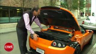 2010 Tesla Roadster Sport 0-60 in 3.7 seconds