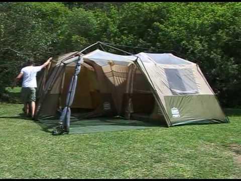Lagoona Cabin 8 Instruction Video Youtube