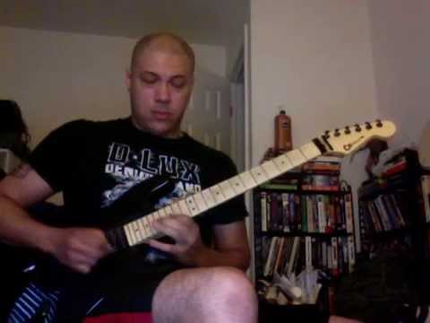 Hotel California Solo by Doc Coyle of God Forbid.mov