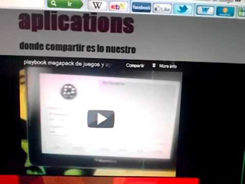 blackberry playbook free games full 2013 aplications  juegos gatiz