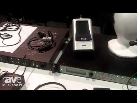InfoComm 2014: EDC Presents Various Wireless Intercom Systems