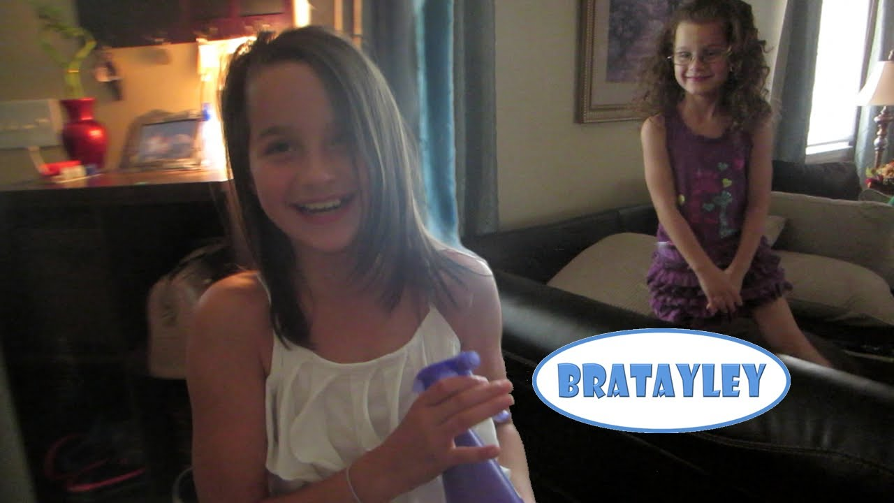 Spray that Kid (WK 181) | Bratayley - YouTube