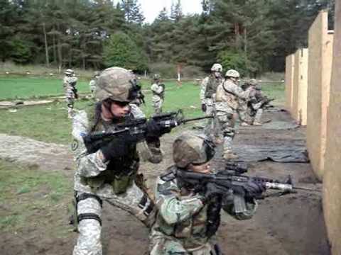 US Army CQB Training Image 1