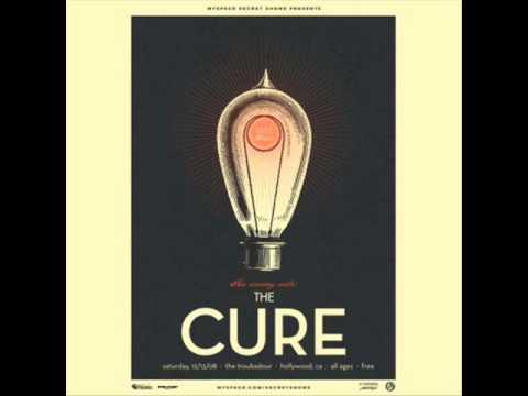 The Cure - Myspace Secret Shows (12-13-2008)