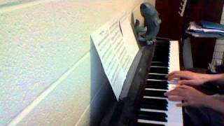 Fly Me to the Moon (Piano) (Evangelion episode 20 ending. B-4 piano)