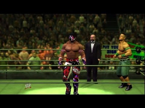 WWE 2K14 - BlackHeron Official Entrance (New theme song, CAW, moves and more)
