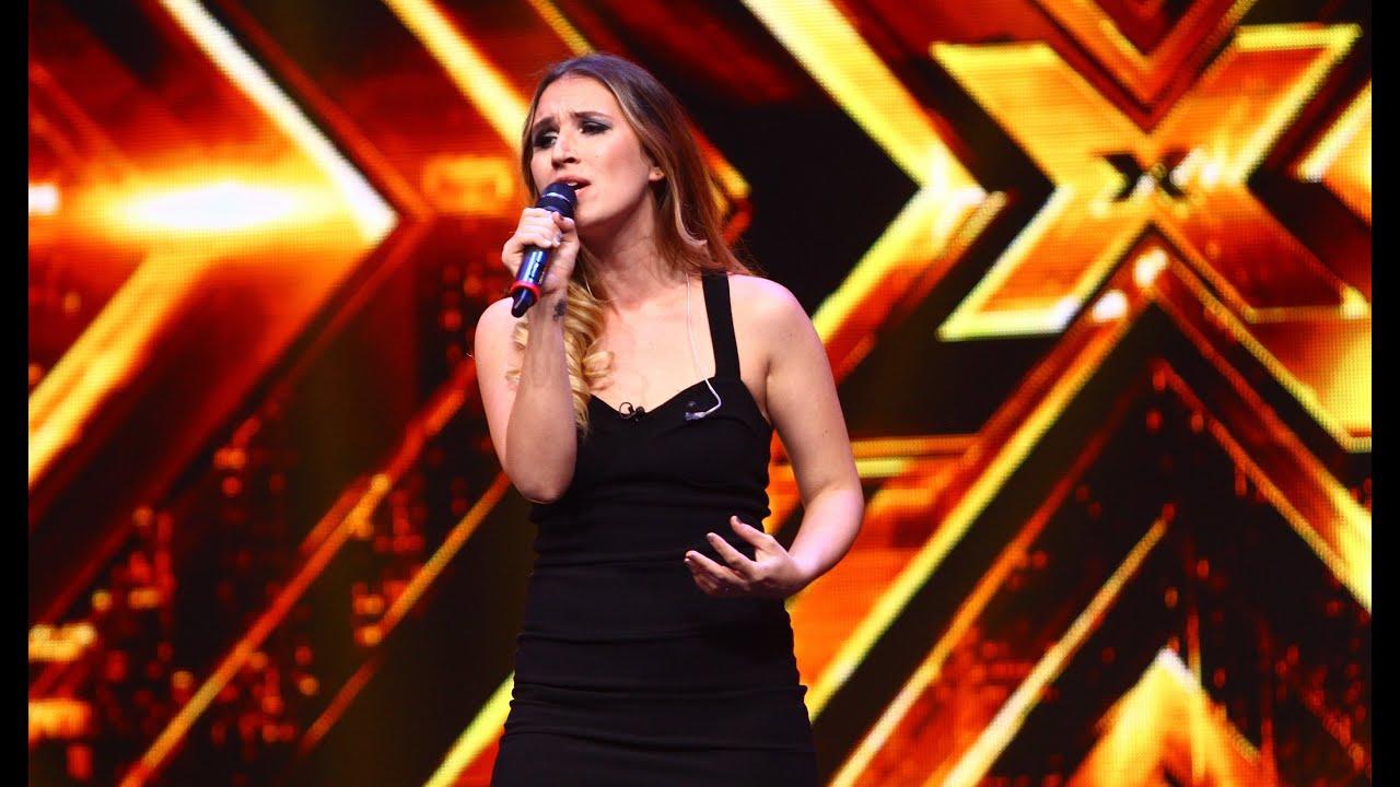 Emeli Sandé - Read All About It. Vezi interpretarea Nicoletei Mihăilă, la X Factor!