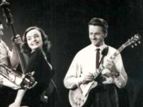 Bruce Clarke&His Rockers - 40 Miles of Bad Road 1959 W&G WG SL 815.wmv