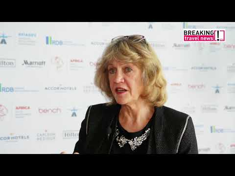 Gillian Saunders, global leader, Hospitality & Tourism, Grant Thornton