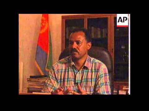 ERITREA: PREPARATIONS UNDERWAY FOR FULL SCALE WAR WITH ETHIOPIA