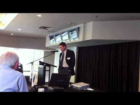 Rotary Club of Newmarket Meeting 7/12/10. Speaker: Dr Peter Lee, ...