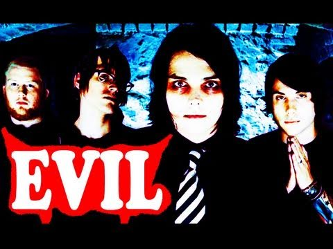 My Chemical Romance is EVIL?? Gerard Way Interview 2011