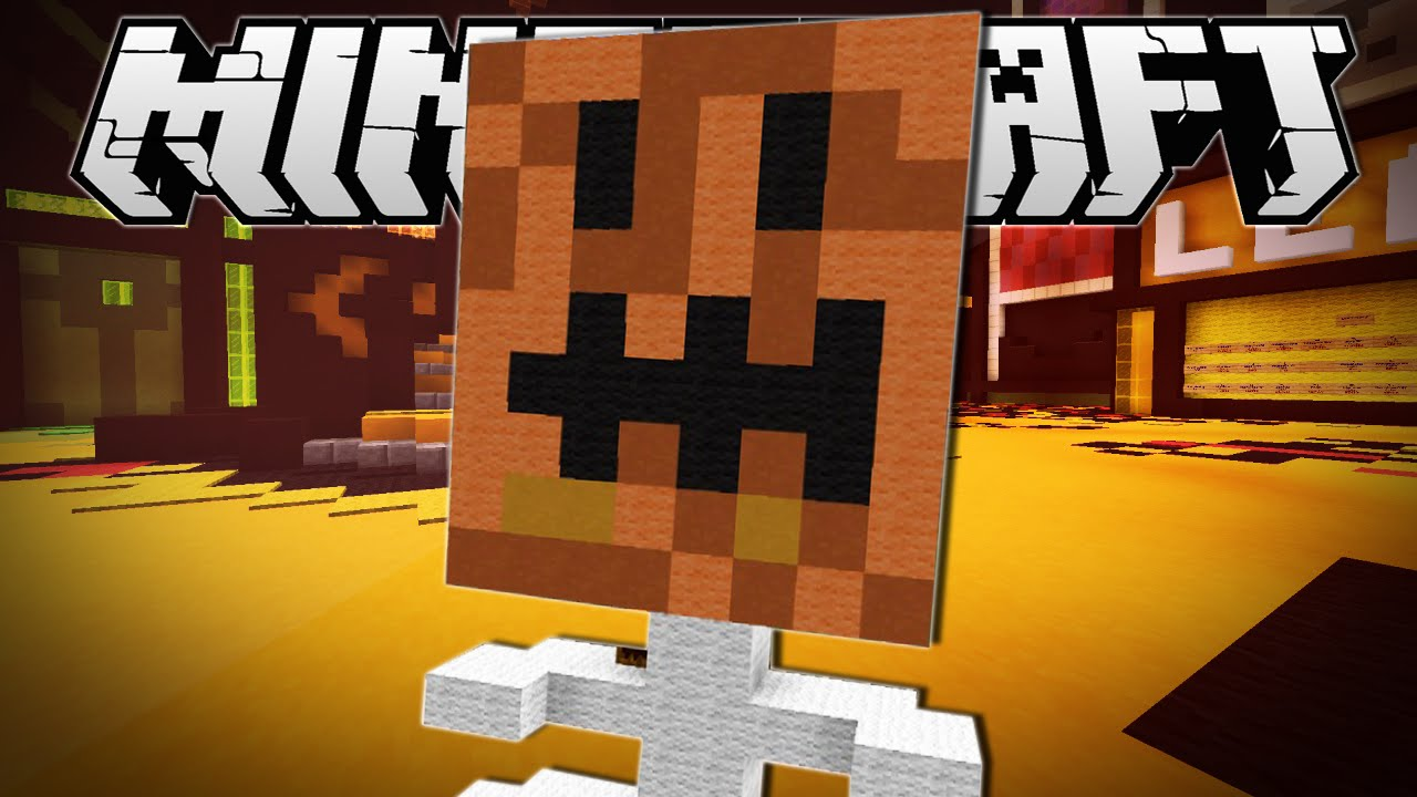 Minecraft | The Ugly Pumpkin