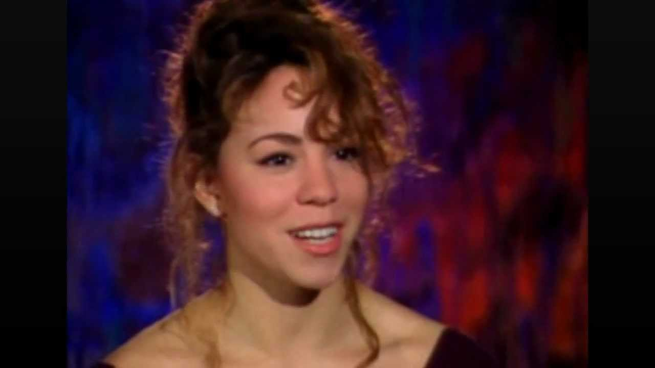 Mariah Carey Rare Interviews From The 90 S Hq Youtube