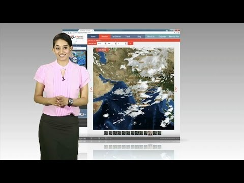 03/06/2014 Skymet Weather Report for India