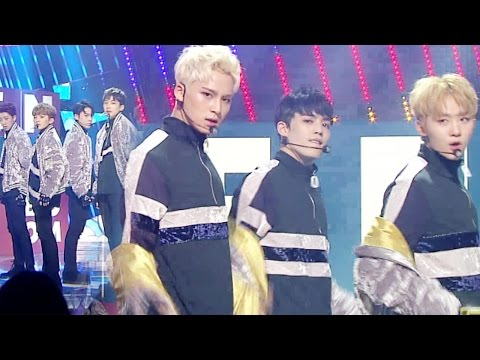 《Comeback Special》 SEVENTEEN (세븐틴) - BOOMBOOM (붐붐) @인기가요 Inkigayo 20161211