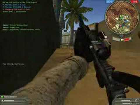 Battlefield 2 Gameplay