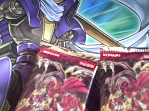 Yu-Gi-Oh Crimson Crisis Booster Box Opening BLACKWING ARMOR MASTER!!!