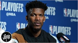 Jimmy Butler 'showed heart' in cryptic Instagram post - Boban Marjanovic | The Jump