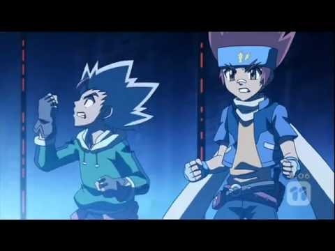 Beyblade Metal Masters Episode 50 - Rampage! Tempo English Dubbed (HQ)
