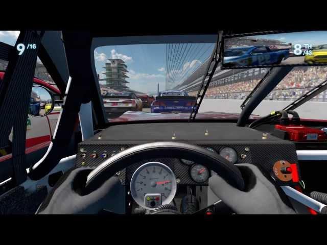 Руководство запуска: NASCAR The Game 2013 по сети