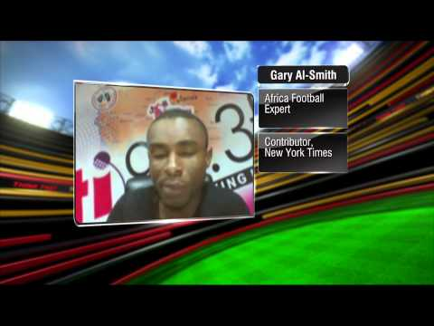 Brazil 2014 playoffs: Gary Al-Smith on CNN World Sport after Ghana 6-1 Egypt