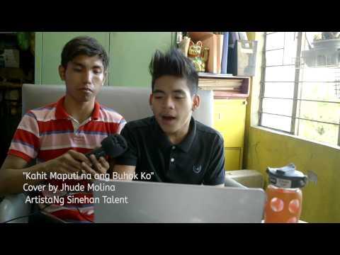 Jhude Molina Kahit Maputi Na Ang Buhok Ko Cover 02072015 video