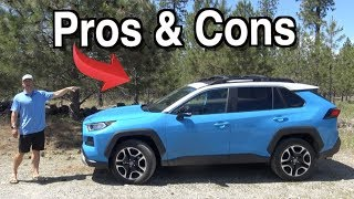 Reasons FOR and AGAINST: 2019 Toyota RAV4 on Everyman Driver