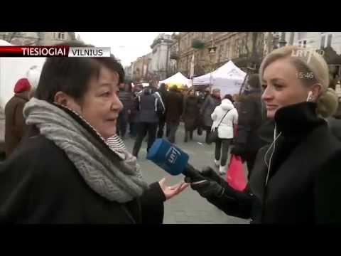 Vilniuje įsišėlo Kaziuko mugė (tiesioginė transliacija) HD