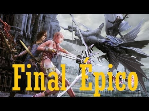 Final Fantasy XIII-2: FINAL PICO (MAGNFICO) + Lucky Platina o/