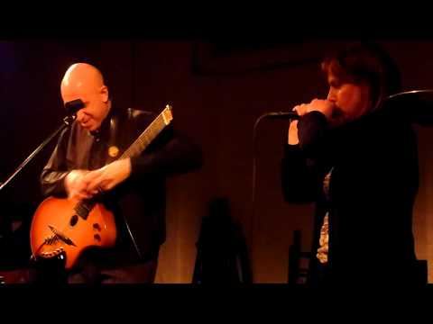 Elliott Sharp, Kay Grant @ Cafe Oto, 4.2.11