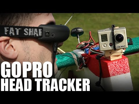 Flite Test - GoPro Head Tracker FPV - PROJECT
