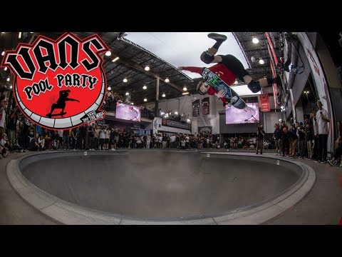 Vans Pool Party 2019 Video