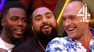 Tyson Fury on Tommy in Love Island & Chabuddy G's Audition Tape! | The Lateish Show with Mo Gilligan