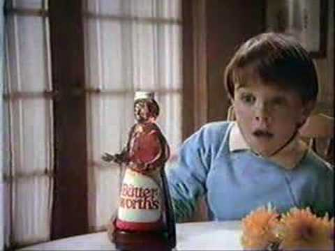 Retro Commercial - Mrs. Butterworth Video