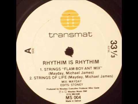 Rhythm Is Rhythm - Strings Of Life - 1987