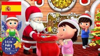 ¡Especial de Navidad! | Canta una Canción de Navidad | Dibujos Animados | Little Baby Bum en Español