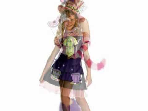 Alice in Wonderland 2010 Costumes - Preorder Today!