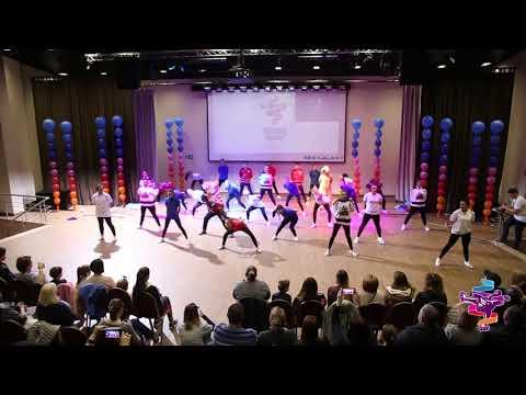 Танцуй, школа! Финал: выступление команды СОШ № 53