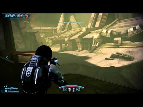 Mass Effect 3: Mordin and thresher maw's diet
