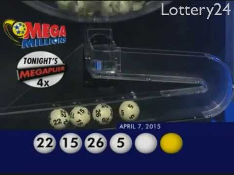 Texas mega millions most drawn numbers