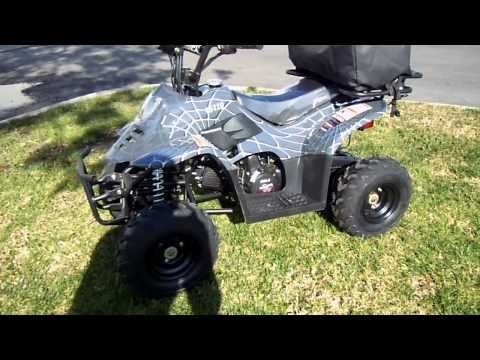 CMS 110cc Mini ATV ( CMC  110 ATV) - Review - 110 ATV for Sale - Kids ATV Sales - Buy Kids ATV