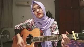 Lagu Paling menyentuh hati dr Ungu (laguku)cover gitar by Giyanti